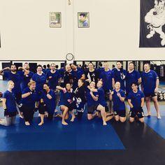 Saturday morning Muay Thai class with coach Katie. @theacademymn The Academy. Brooklyn Center, Minnesota. Muay Thai, BJJ, FMA, Judo, JKD, Self Defense, Mixed Martial Art www.theacademymn.com/ @mmaacombatzone #theacademymn #teamacademy #theacademy #martialarts #martialartsgyms
