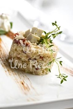 Photo de la recette Risotto aux champignons