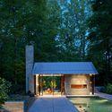 Nevis Pool and Garden Pavilion / Robert M. Gurney Architect + FAIA Architect