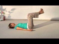 ▶ Yoga für gesunde Knie - Einfache wirkungsvolle Gelenkübungen - YouTube