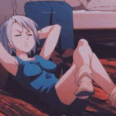 Jericho Seven Deadly Sins, Seven Deadly Sins Anime, 7 Deadly Sins, Anime Angel, Animé Fan Art, Fairy Tail Erza Scarlet, Hinata, Seven Deady Sins, Anime Wolf