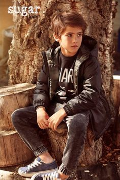 Biel from Sugar Kids for Lefties 'Soft collection' fall 2016