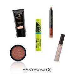 Metallic Beauty by Max Factor #veromoda #maxfactor @Veronica Almanza Saucedaónica Sartori MODA @VERO MODA