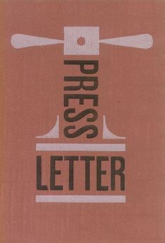 Love of Letterpress | The Foundations of Typographic Design