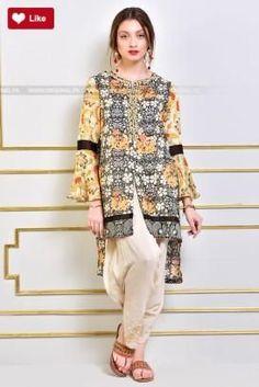 Kayseria Modest Dream Pret 2017 Whatsapp: 00923452355358 Website: www. Simple Pakistani Dresses, Pakistani Fashion Casual, Pakistani Bridal Wear, Pakistani Dress Design, Pakistani Outfits, Indian Fashion, Stylish Dresses, Casual Dresses, Fashion Dresses