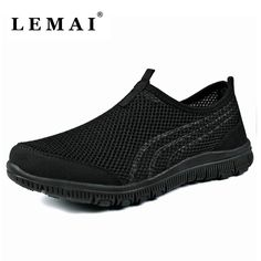 New Unisex Athletic Men Sneakers Summer Breathable Mesh Sport Shoes For Women Outdoor Light Running Shoes Summer Sneakers, Summer Shoes, All Black Sneakers, Men Sneakers, Shoes Men, Women's Shoes, Light Running Shoes, Cheap Running Shoes, Gingham Shoes