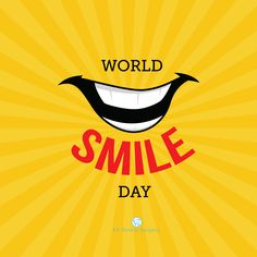 """World Smile Day is back on Friday, 2 October 2020 with the theme """"Do an act of kindness. Help one person smile""""!🙂😀 #WorldSmileDay#SmileDay#Smile #Kindness Dentist Glen Waverley Dental Emergency, Emergency Care, Dental Surgeon, Dental Implants, Dental Images, Dental Aesthetics, World Smile Day, Dentist Near Me, Dental Center"""