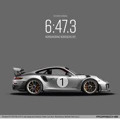 #porsche #porsche911 #GT2 RS #the beast #new record #nurburgring