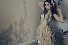 Made to Order SWEETHEART Dress by Flutterbydaisy on Etsy, $480.00