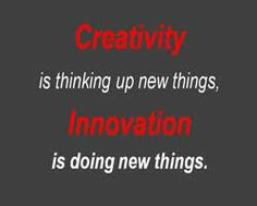 creativity and innovation quote