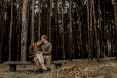 #couple #forest #intothewild #intothewoods #lovers #love #photography #weddingphotography #happiness #trees #poland #poznan