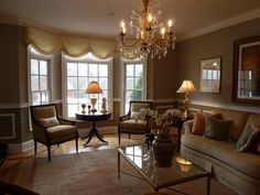 Beautiful formal living room I completed in November.