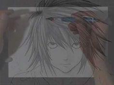 #L #death #note #art #drawing #manga #mangas #dibujo #shonen #artistic #free #hand #pencil #sketch