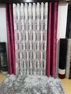cortina en onda perfecta.