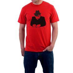 Tony Hancock T Shirt Classic British Comedy Tee By SillyTees Shirts Tees