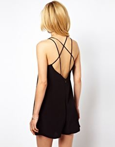 short jumpsuit from asos