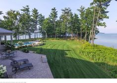 For Sale - 350 Pemasong Ln, Yarmouth, ME - $3,885,000. View details, map and photos of this single family property with 5 bedrooms and 7 total baths. MLS# 1290579.