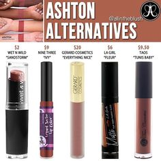 Dupes for Ashton by Anastasia Beverley Hills