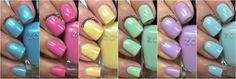 Colores de Carol: ZOYA Delight