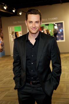 'Chicago PD' cast member Jesse Lee Soffer attends the 'Chicago Fire' And 'Chicago PD' Cast Photo Call at the Museum of Broadcast Communications on...