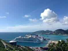 Philipsburg, St Maarten in St. Maarten