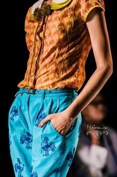 Nida Mahmood : Day 05 WIFW Spring Summer 2013 Naina.co photography