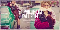 3.1 Phillip Lim Fall 2014 Collection Lookbook | SHOPBOP