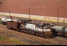RailPictures.Net Photo: EFC 379 EFC - Estrada de Ferro Carajás GE C36-7B at São Luís, Maranhão, Brazil by Cristiano Oliveira