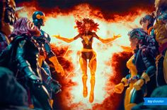 Freelance Talents: New Articulated Comic Book Art :)