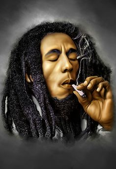 Bob Marley Digital Painting – Get Custom Art Bob Marley Legend, Bob Marley Art, Bryce Harper, Bob Marley Smoking, Rasta Art, Bob Marley Pictures, Beautiful Figure, Custom Art, Cartoon Wallpaper