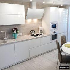Kitchen Room Design, Modern Kitchen Design, Interior Design Kitchen, Kitchen Decor, Kitchen Cabinet Styles, Modern Kitchen Cabinets, Modern Kitchen Renovation, Bedroom Furniture Design, Cuisines Design
