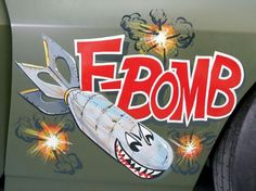 Favorite Nose Art - Survivalist