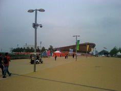 Nik C.'s photo of Velodrome (London 2012 Venue) on Foursquare