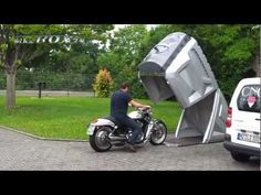 Motorcycle Storage Designs from Around the World, Part 1: Shelters - Core77