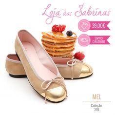 Adoce os seus dias com as nossas Sabrinas Mel!  http://www.lojadassabrinas.com/product/mel