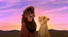 Simba E Nala, Kiara Lion King, Kiara And Kovu, Lion King 3, Lion King Story, Lion King Movie, Images Roi Lion, Lion King Images, Lion King Pictures