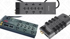 After some charged debate in this week's nomination round, three models surged past the competition in our hunt for the best home theater surge protector. Check out the finalists below, and don't forget to vote at the bottom of the post.