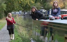 UK canal boat holiday: A first-time family narrowboat cruise ... #narrowboat #holidays #vacation #boat #trips #canal #trip #norfolk #broads