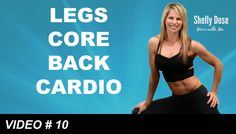 25 Min Cardio Leg Strength Free at Home Workout | Dumbbell Workout