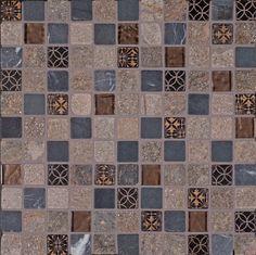 Kalkstein Marmor Stein Mosaik Gold Braun Xxmm Kaufen Bei - Mosaik fliesen braun gold