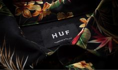HUF - MADE IN USA SUMMER 13 COLLECTION