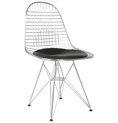 Replica Eames Wire Chair by Charles and Ray Eames - Matt Blatt