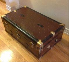 Crate Amp Barrel Taka Trunk For Home Pinterest Wood