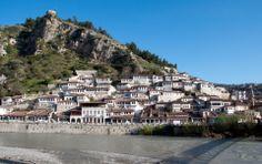 Berat, city of a thousand windows