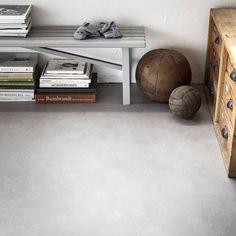 Novilon floor by vtwonen Cafe Interior, Interior Styling, Interior And Exterior, Interior Decorating, Rustic Bathroom Designs, Shop Interiors, Floor Design, Inspired Homes, Beautiful Interiors
