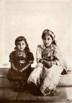 Princess Purnima & Jyotsna of Cooch Behar