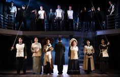 Titanic review at Charing Cross Theatre, London – 'absolutely thrilling'