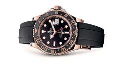 Cinturino in gomma rosa Rolex GMT Master II - Rolex Baselworld 2017 - Previsioni Rolex 2017