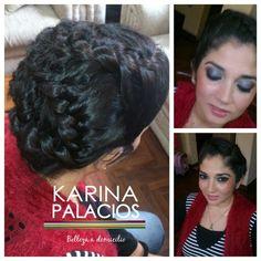 Hair Karina  Makeup Anneliese