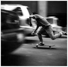 Выдающиеся фотографии городских улиц